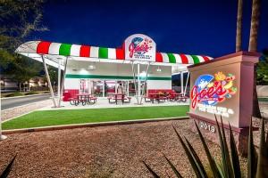 Joe's Italian Ice Tempe store