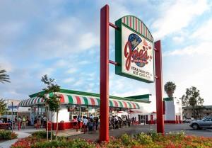 Joe's Italian Ice Anaheim store
